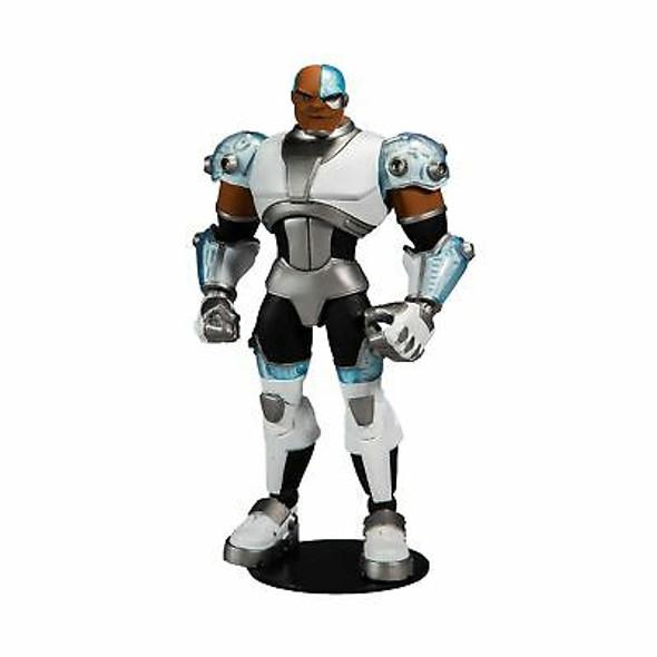 DC Multiverse Cyborg Action Figure [Batman: The Animated Series]