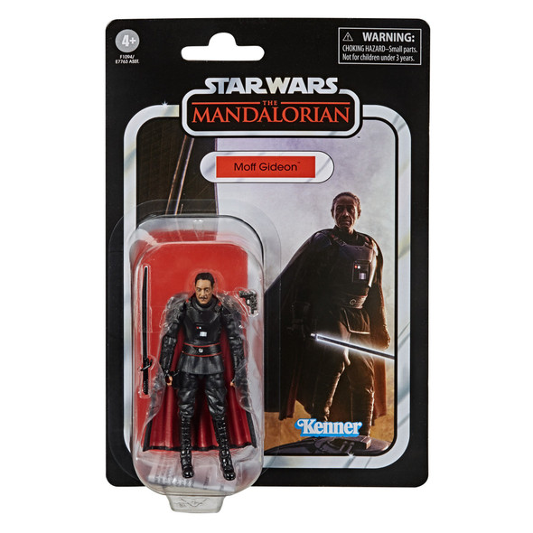 Star Wars The Vintage Collection Moff Gideon (Mandalorian)