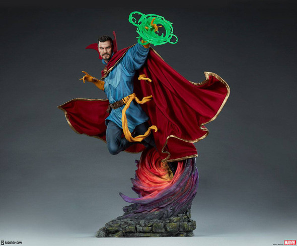 Doctor Strange Maquette by Sideshow Collectibles