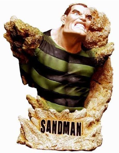 Rogues Gallery: Sandman Bust
