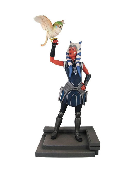 Star Wars Premier Collection Clone Wars Ahsoka Statue