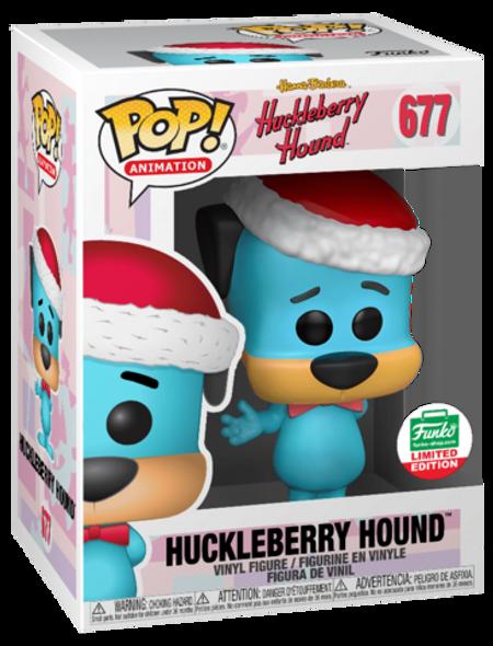 POP Huckleberry Hound (Funko-Shop Exc)