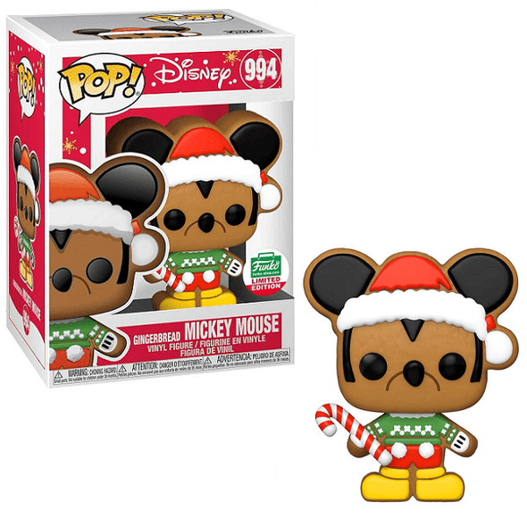 POP Disney Gingerbread Minnie Mouse Exclusive