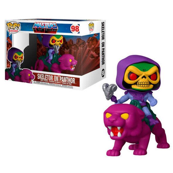 Pop! Ride: Masters of The Universe - Skeletor on Panthor