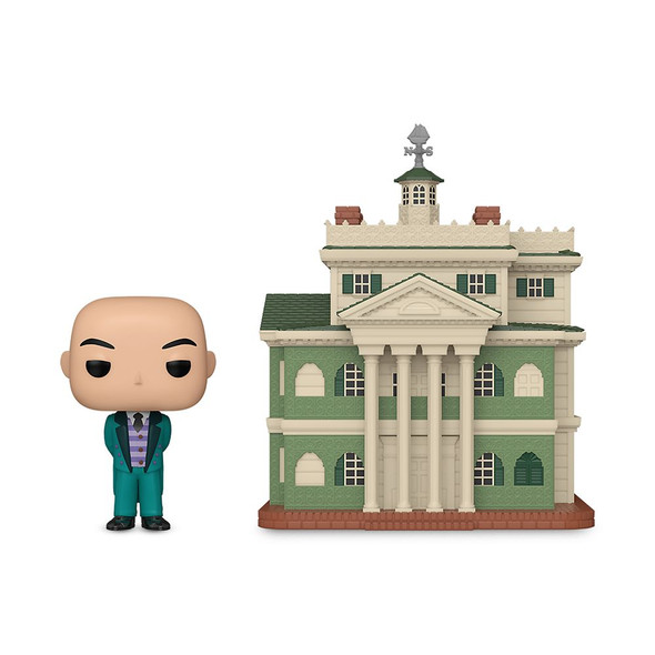 Pop Towns: Disney Parks - Haunted Mansion with Butler