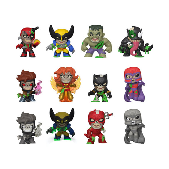 Mystery Minis Marvel Zombies Specialty Series - ONE PIECE
