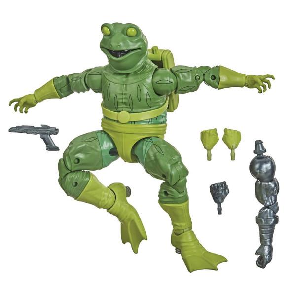 Marvel Legends Frog-Man 6-Inch Figure