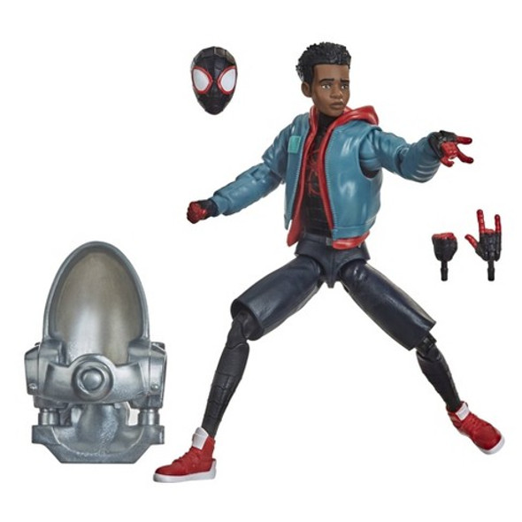 Marvel Legends Miles Morales 6-Inch Figure