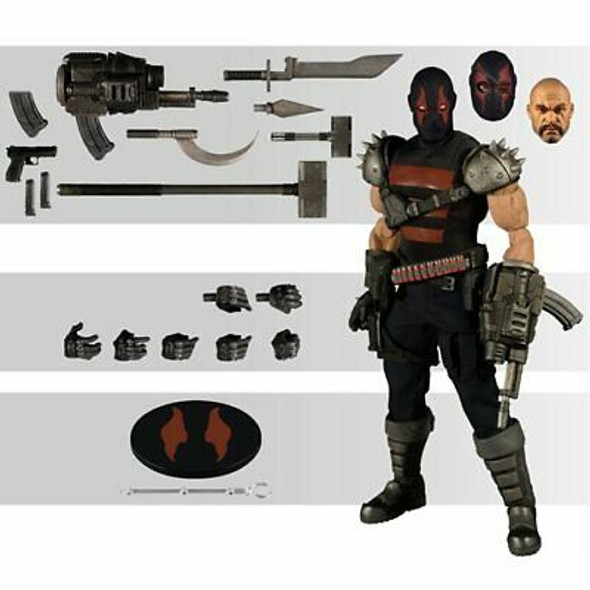 One:12 DC KGBeast Action Figure