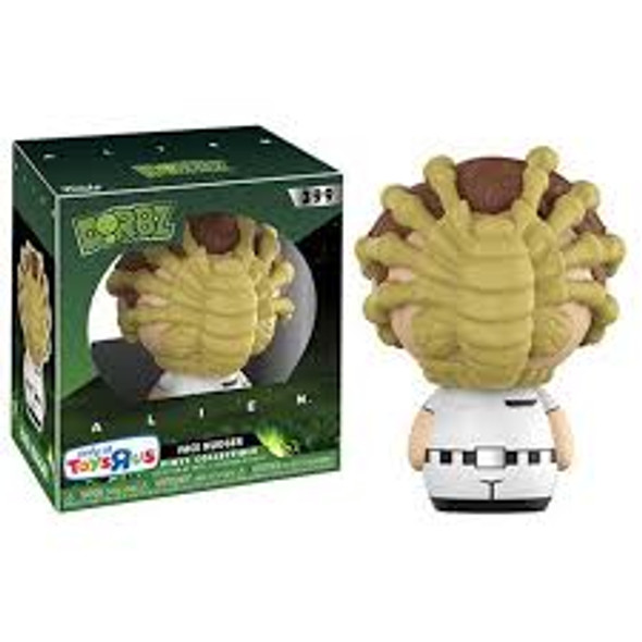 Dorbz Alien Face Hugger Entertainment Earth Exclusive