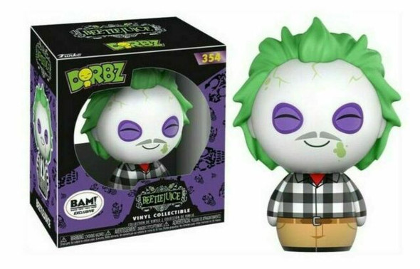 Dorbz Beetlejuice BAM Exclusive