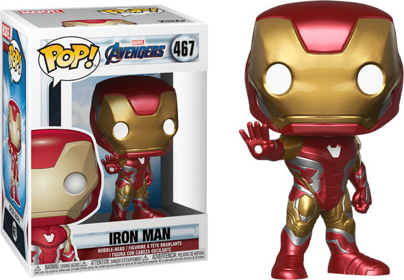 Pop! Marvel Avengers: Endgame Iron Man Exclusive