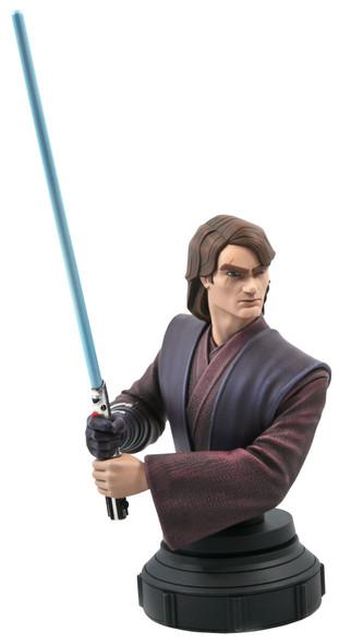 Star Wars Clone Wars Anakin Bust