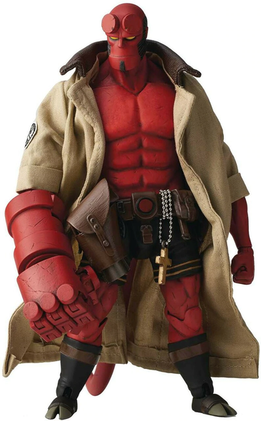 1000 Toys Hellboy 1:12 Scale Action Figure