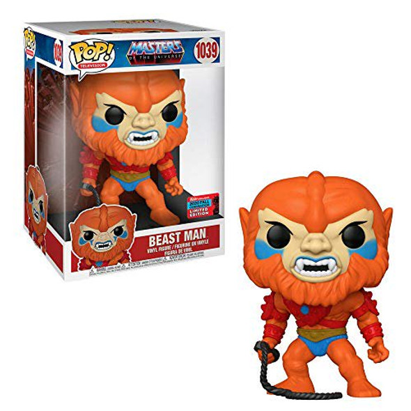 Pop! TV Masters of The Universe #1039 Beast Man