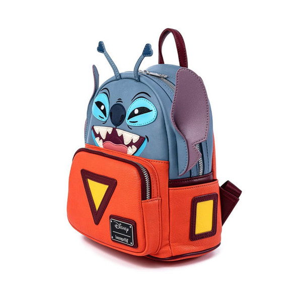 Loungefly Disney Stitch Experiment 626 Mini Backpack