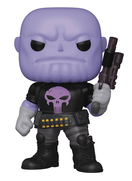 POP! Marvel Heroes Thanos Earth PX Exclusive