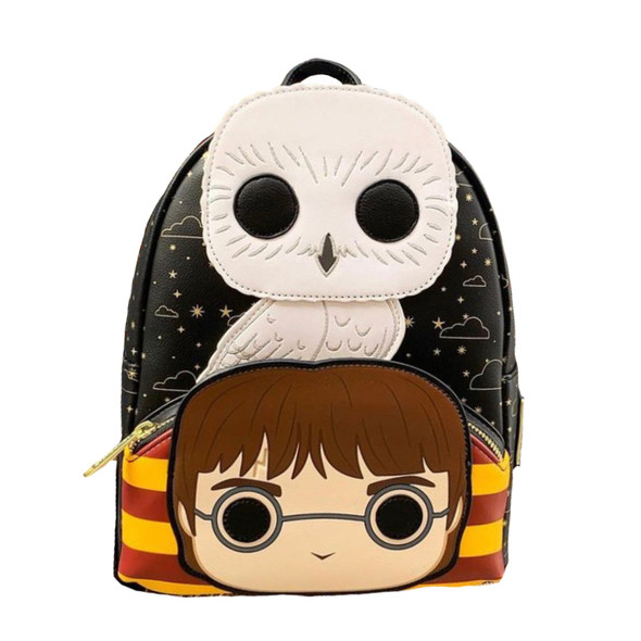 Loungefly Pop by Loungefly Harry Potter Hedwig Cosplay Mini