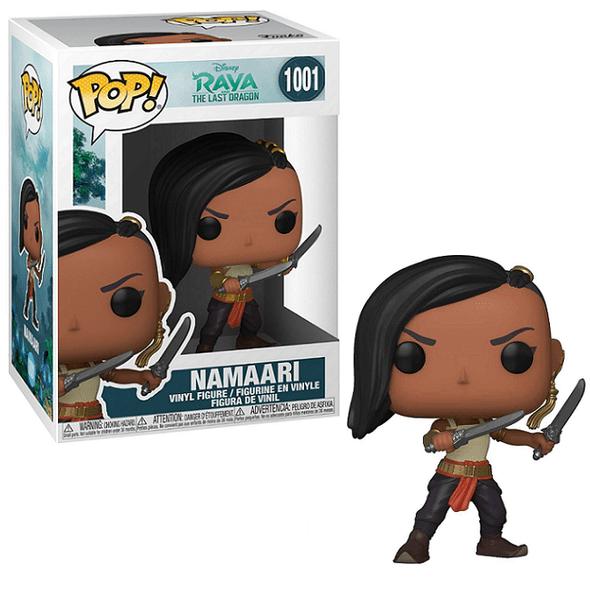 Pop! Disney: Raya and The Last Dragon - Namaari