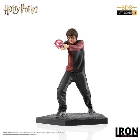 Iron Studios Harry Potter BDS Art Scale 1/10