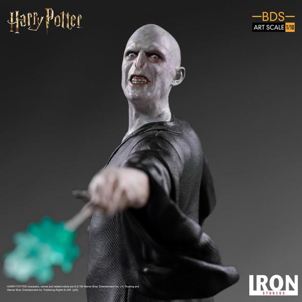 Iron Studios Voldemort BDS Art Scale 1/10