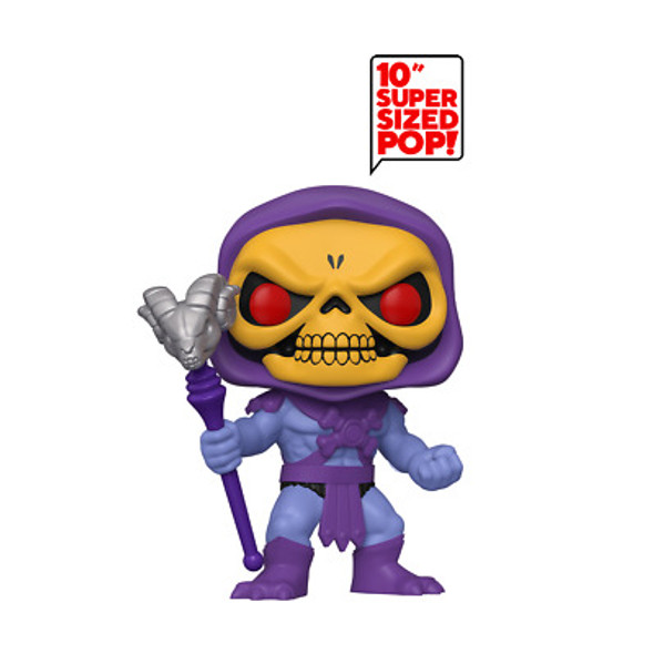 Pop! Animation: Masters of The Universe - 10 Inch Skeletor