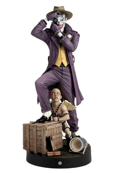 Kotobukiya Artfx The Killing Joke Statue Joker