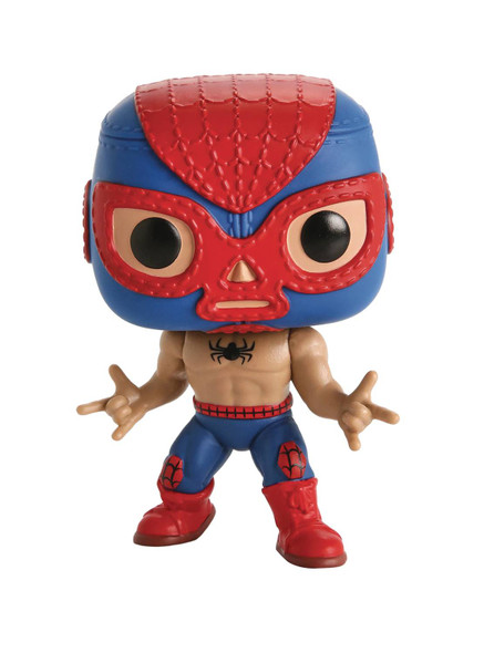 Pop! Marvel: Luchadores - Spider-Man