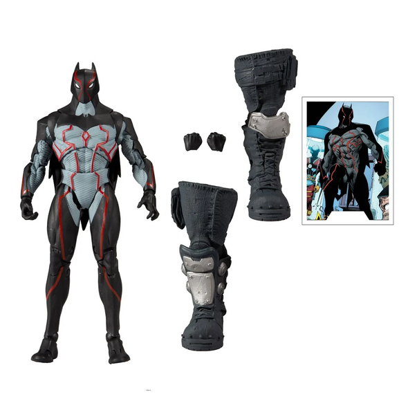 DC Multiverse Last Knight on Earth Omega Action Figure