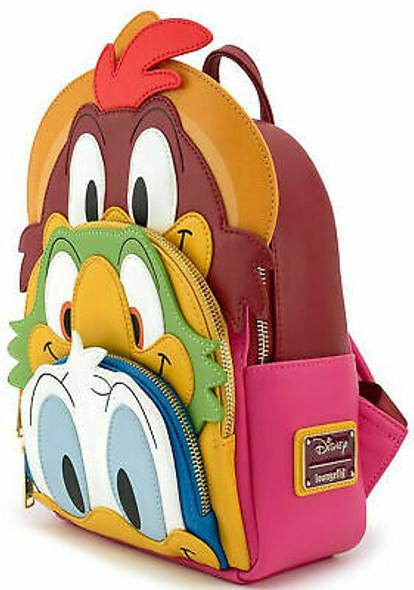 Loungefly Disney Three Caballeros Mini Backpack