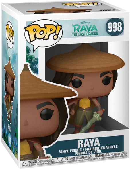 Pop! Disney: Raya and The Last Dragon - Raya