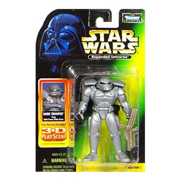 "Star Wars Dark Trooper 3.75"" Figure"