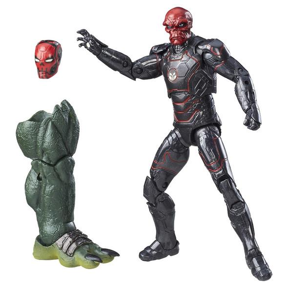 Iron Skull Action Figure – Build-A-Figure Collection – Captain America