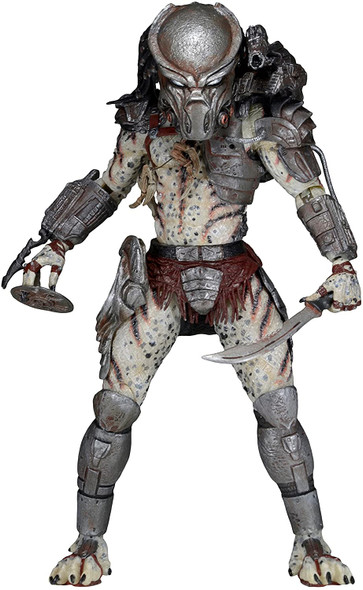 NECA Ghost Predator Action Figure