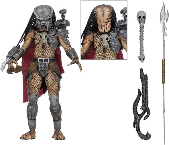 NECA Predator Ultimate Ahab Predator