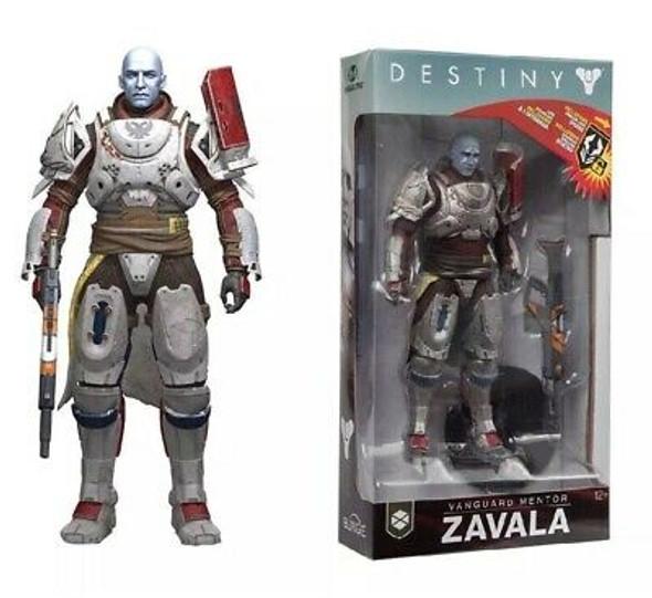 Destiny 2 Zavala Figure