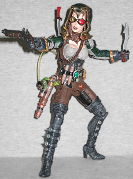 Diamond Select Universal Monsters Lucy Westenra Monster Hunter Exclusive