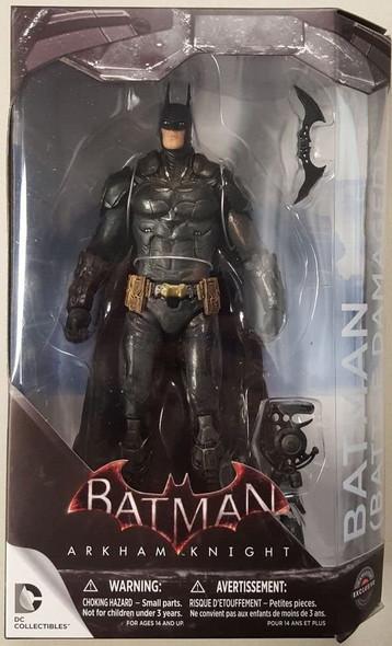DC Collectible Batman Arkham Knight Battle Damaged Batman Figure