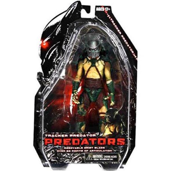 NECA Predators Series 2 Tracker Predator