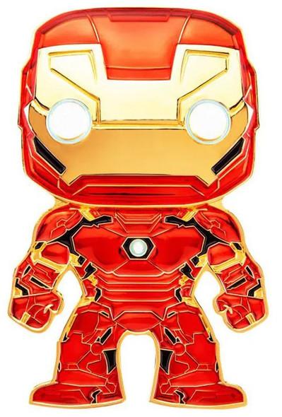 Pop! Pin: Marvel - Iron Man Premium Enamel Pin