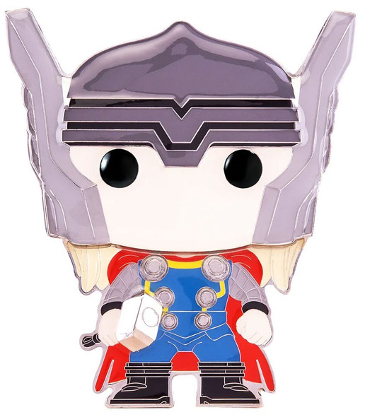 Pop! Pin: Marvel - Thor Premium Enamel Pin
