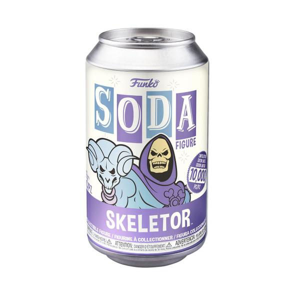 Vinyl Soda: Masters of The Universe - Skeletor