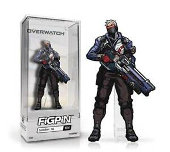 FiGPiN Overwatch: Soldier: 76