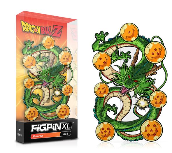 FiGPiN XL Dragon Ball Z Shenron with Dragon Balls Enamel Pin
