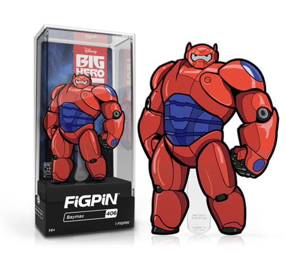 FiGPiN Classic: Disney - Baymax [Armor] #406