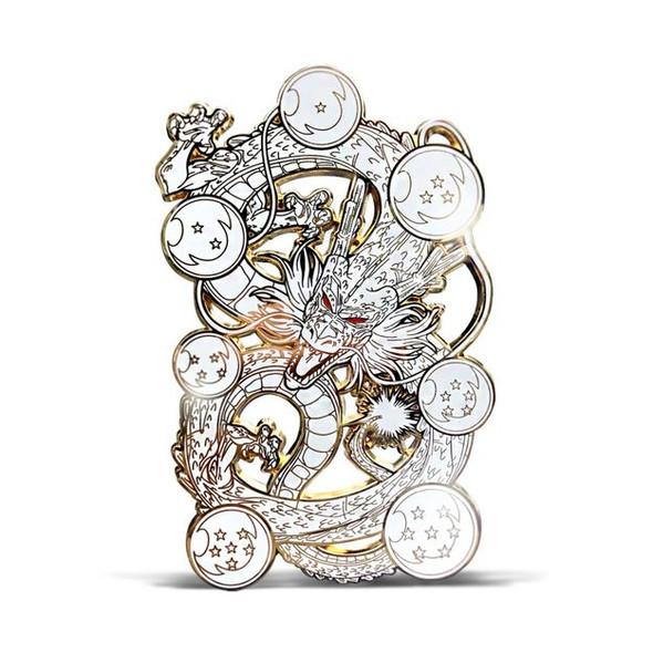 FiGPiN Dragon Ball Z - Shenron XL White and Gold