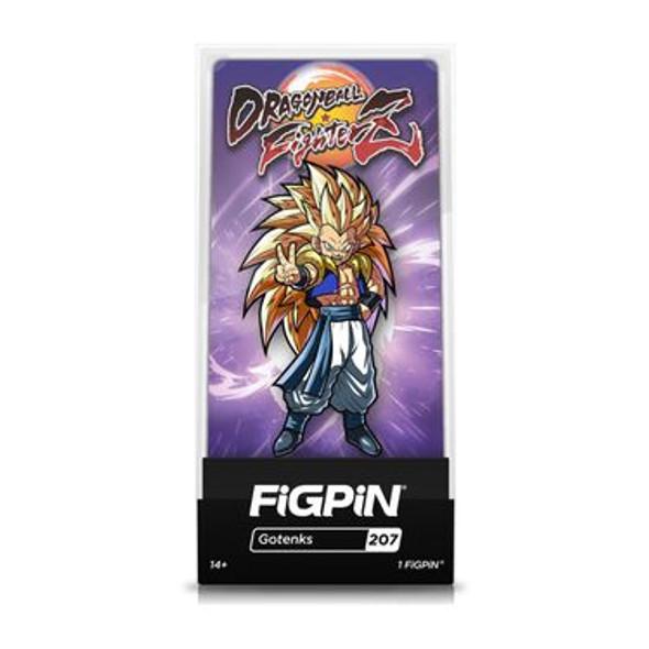 FiGPiN Dragonball Z: Gotenks Super Saiyan 3