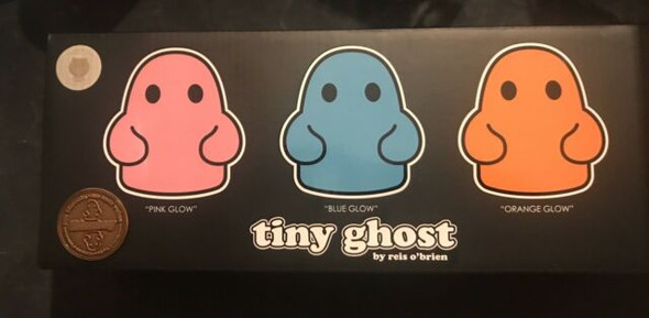 Tiny Ghost by Reis O'brien