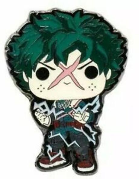 My Hero Academia Deku Full Cowl Pop Enamel Pin