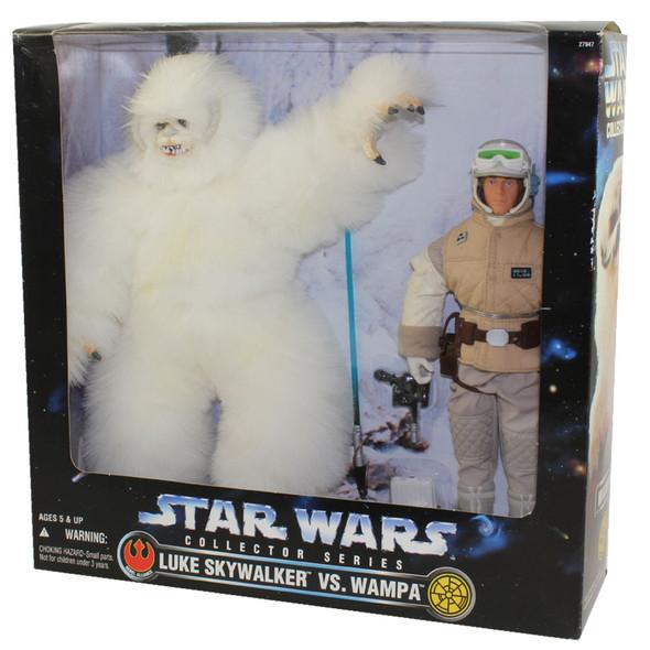 Star Wars Collector Series 12 Inch Luke Versus The Wampa